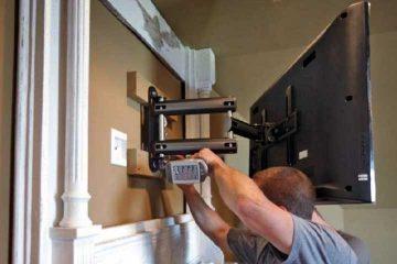 Wallmount Install Service